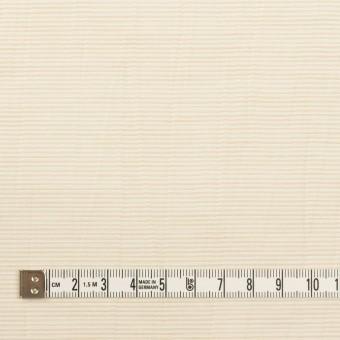 コットン×ボーダー(ベージュ)×ボイルワッシャー_全4色 サムネイル4