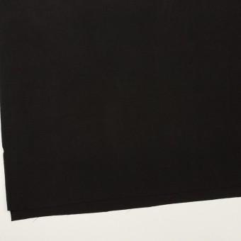 コットン&シルク×無地(ブラック)×ポプリン サムネイル2