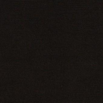 コットン&シルク×無地(ブラック)×ポプリン サムネイル1