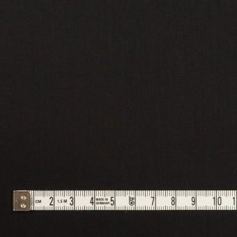 コットン×無地(ブラック)×ローン サムネイル4