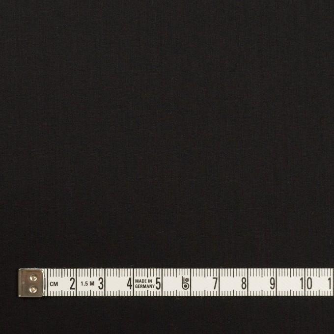 コットン×無地(ブラック)×ローン イメージ4