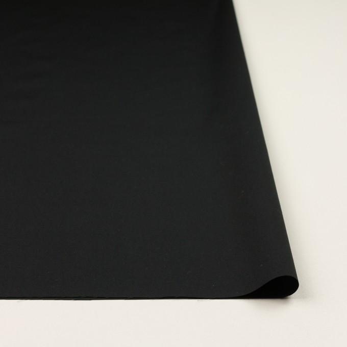 コットン×無地(ブラック)×ローン イメージ3