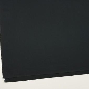 コットン&リヨセル×無地(チャコールブラック)×サテン サムネイル2