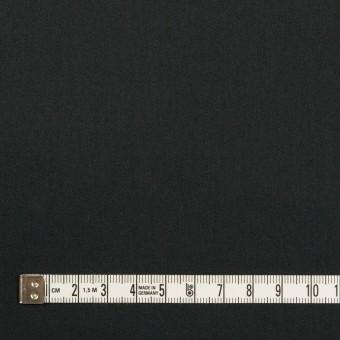 コットン&リヨセル×無地(チャコールブラック)×サテン サムネイル4