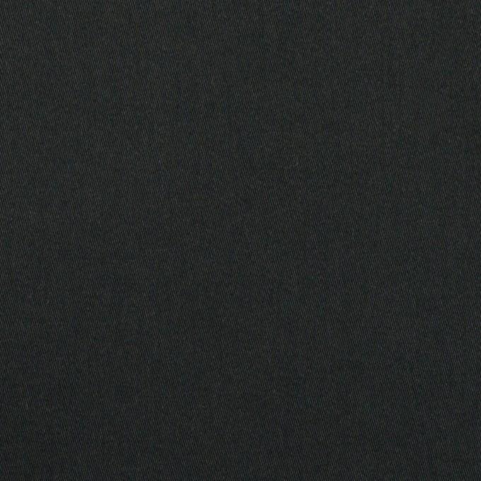 コットン&リヨセル×無地(チャコールブラック)×サテン イメージ1