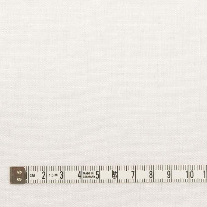 リネン×無地(ホワイト)×ローン_全10色 イメージ4