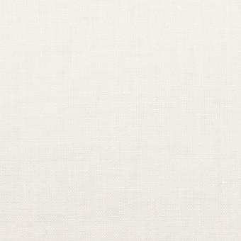 リネン×無地(ホワイト)×ローン_全10色