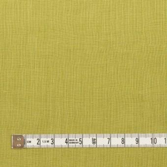 リネン×無地(スモーキーライム)×ローン_全10色 サムネイル4