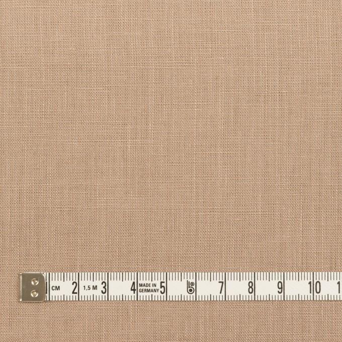 リネン×無地(スモーキーベージュ)×ローン_全10色 イメージ4