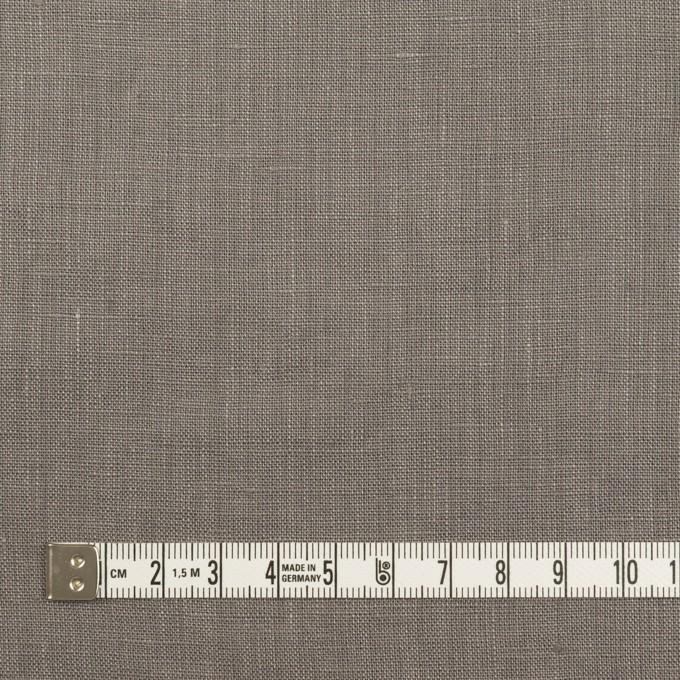 リネン×無地(スチール)×ローン_全10色 イメージ4