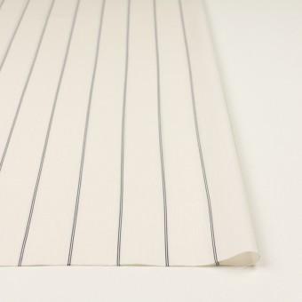 コットン&テンセル×ストライプ(エクリュ)×ローン_全2色 サムネイル3