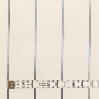 コットン&テンセル×ストライプ(エクリュ)×ローン_全2色 サムネイル4