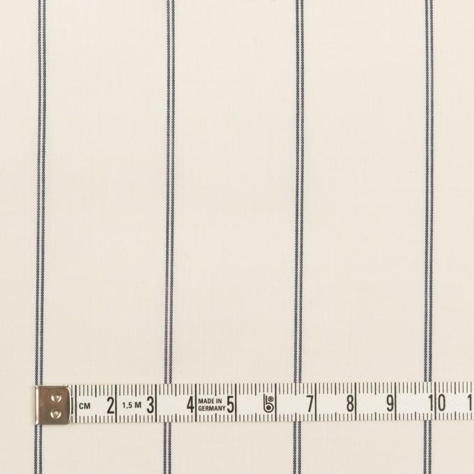 コットン&テンセル×ストライプ(エクリュ)×ローン_全2色 イメージ4
