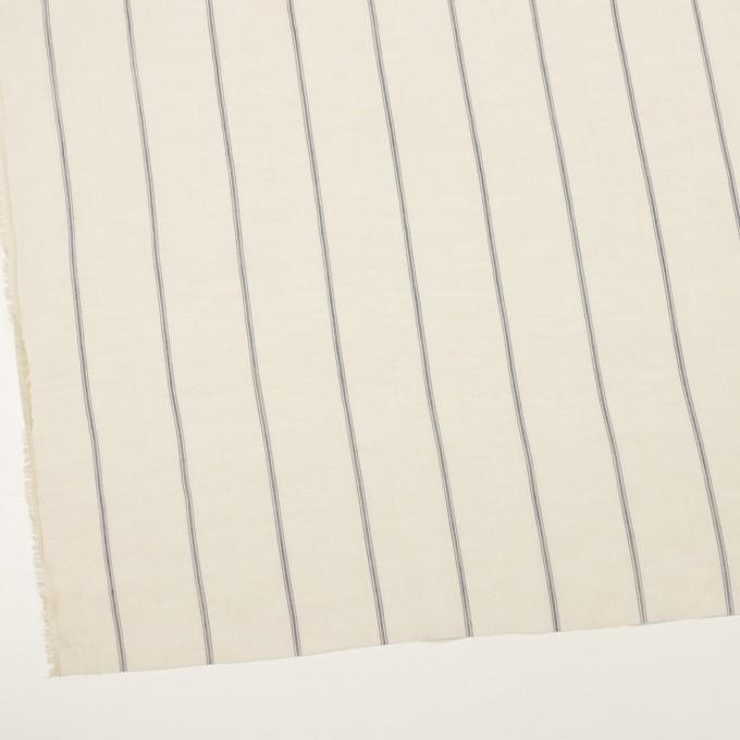 コットン×ストライプ(エクリュ)×ガーゼ_全2色 イメージ2