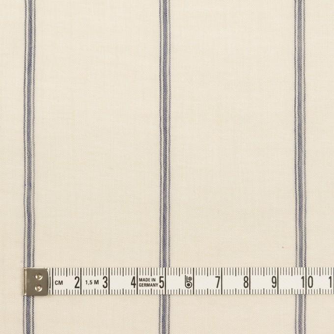 コットン×ストライプ(エクリュ)×ガーゼ_全2色 イメージ4