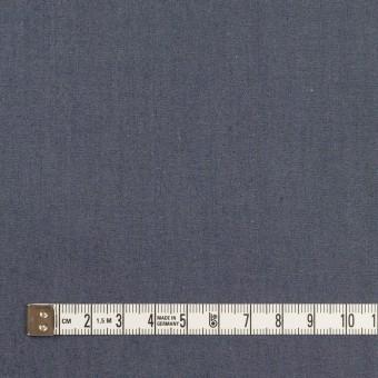 コットン&シルク×無地(アッシュネイビー)×シャンブレー サムネイル4