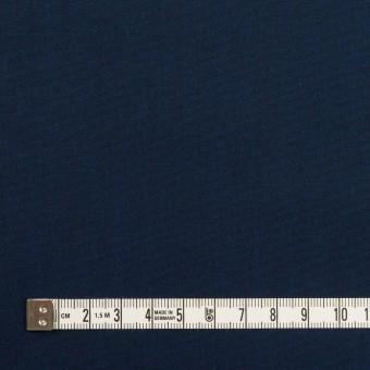 コットン&シルク×無地(ミッドナイトブルー)×シャンブレー サムネイル4