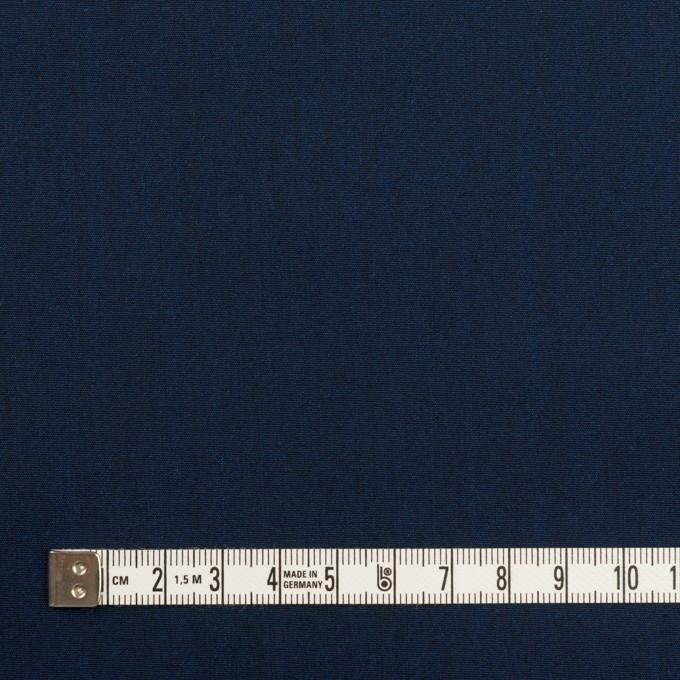 コットン&シルク×無地(ミッドナイトブルー)×シャンブレー イメージ4