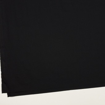 ナイロン&ポリウレタン×無地(ブラック)×ブロードストレッチ サムネイル2