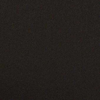 トリアセテート&ポリエステル×無地(ブラック)×サテンストレッチ