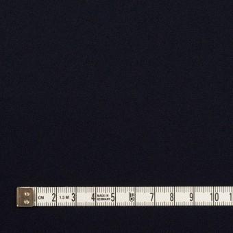トリアセテート&ポリエステル×無地(ダークネイビー)×バックサテン・ジョーゼット サムネイル4