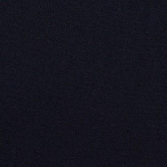 トリアセテート&ポリエステル×無地(ダークネイビー)×バックサテン・ジョーゼット サムネイル1