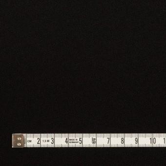 トリアセテート&ポリエステル×無地(ブラック)×バックサテン・ジョーゼット サムネイル4