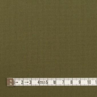 コットン&ナイロン×無地(アッシュカーキグリーン)×リップストップ サムネイル4