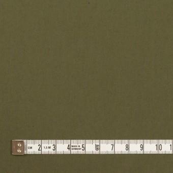 コットン&ナイロン×無地(アッシュカーキグリーン)×タイプライター(高密ローン) サムネイル4