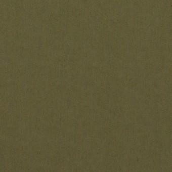 コットン&ナイロン×無地(アッシュカーキグリーン)×タイプライター(高密ローン)