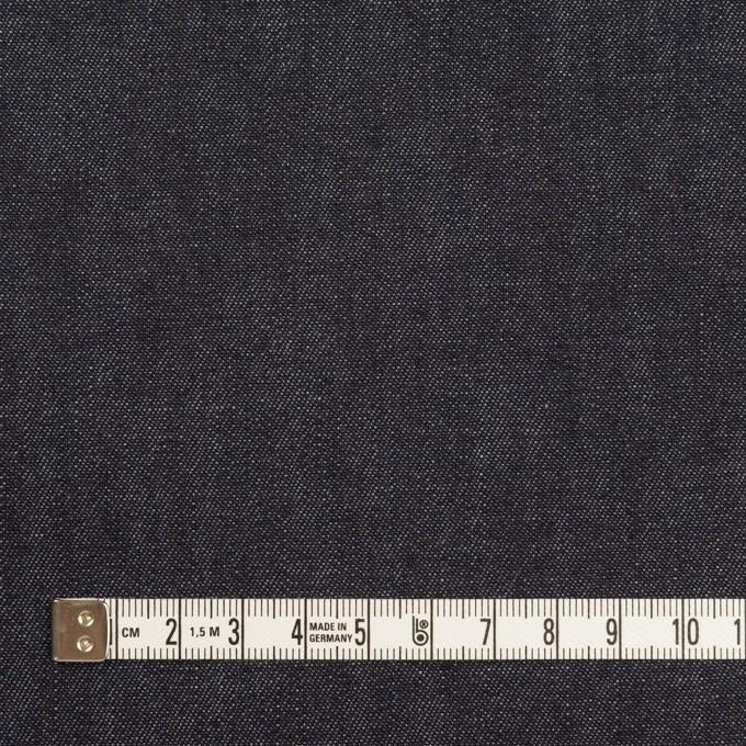 コットン×無地(インディゴ)×デニム(6oz) イメージ4