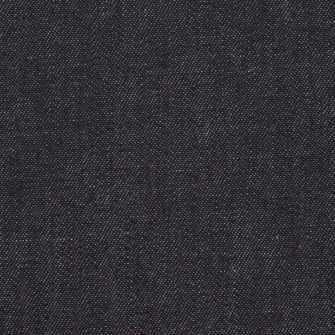 コットン×無地(インディゴ)×デニム(6oz) イメージ1