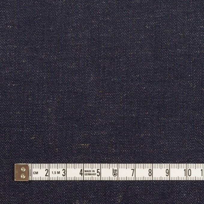コットン×無地(インディゴ)×デニム(7.5oz) イメージ4