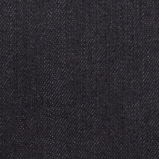 コットン&ポリウレタン×無地(インディゴ)×デニムストレッチ(12oz) イメージ1