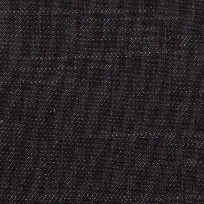 コットン×無地(インディゴ)×デニム(11.5oz) イメージ1