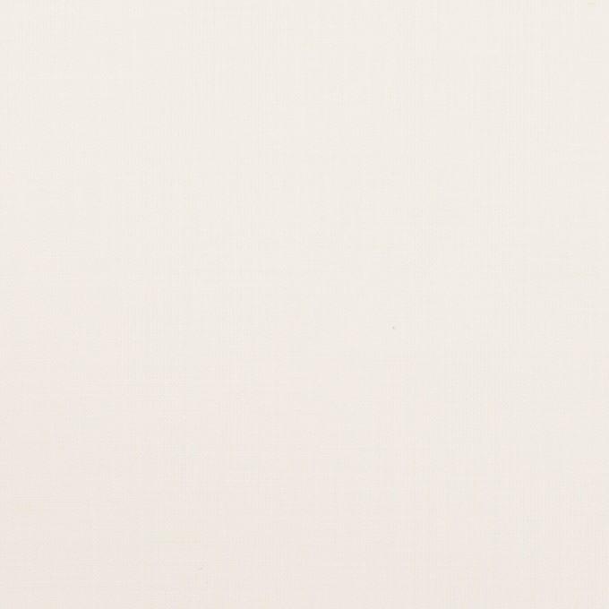 コットン&ラミー×無地(ミルク)×ローン イメージ1
