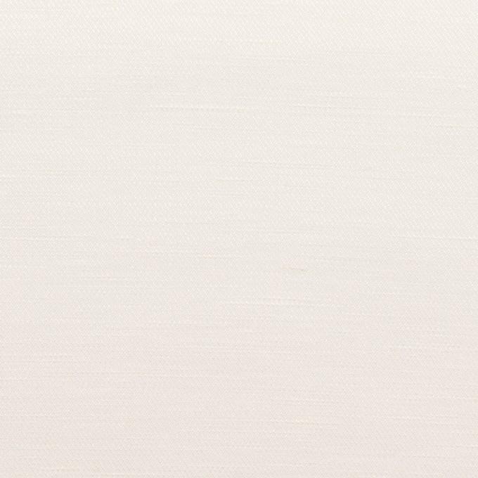 リネン&シルク×無地(ミルク)×シャンタン イメージ1