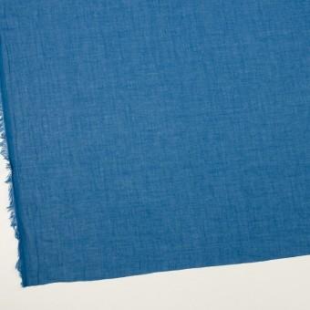 コットン×無地(ブルー)×ガーゼワッシャー_全4色 サムネイル2