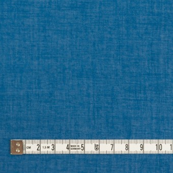 コットン×無地(ブルー)×ガーゼワッシャー_全4色 サムネイル4