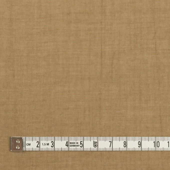 コットン×無地(モカ)×ガーゼワッシャー_全4色 イメージ4