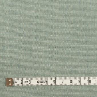 コットン×無地(シーグリーン)×シーチング サムネイル4
