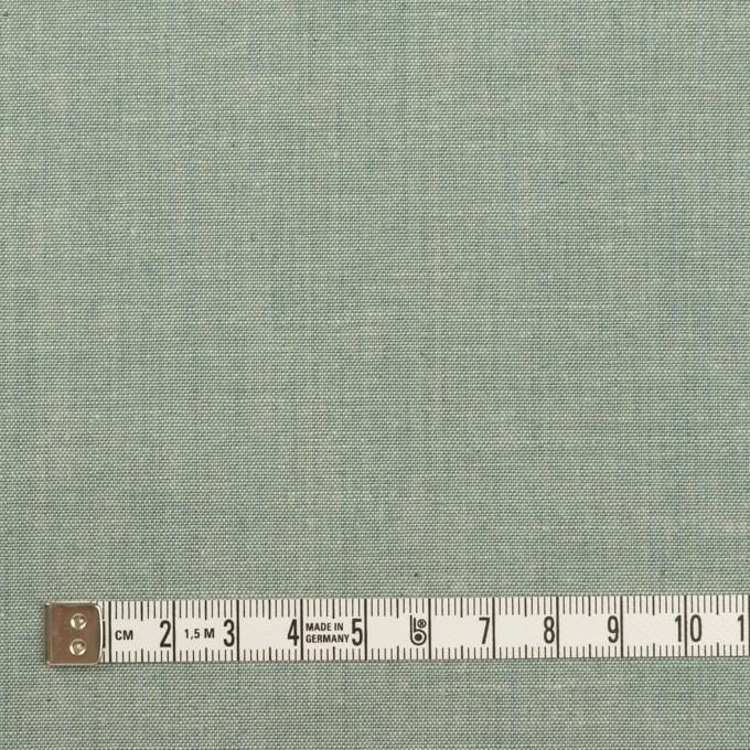 コットン×無地(シーグリーン)×シーチング イメージ4