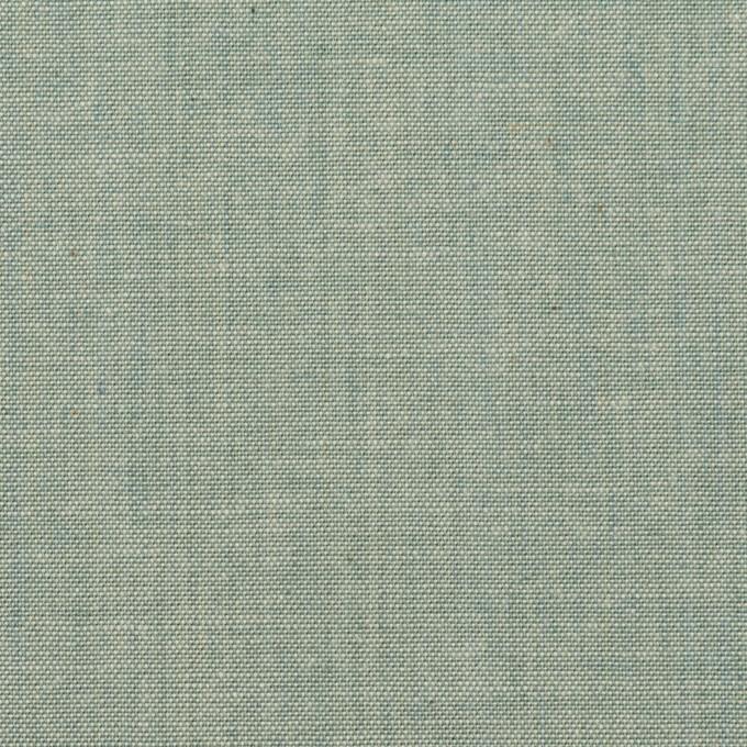 コットン×無地(シーグリーン)×シーチング イメージ1