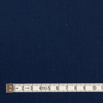 コットン×無地(インディゴ)×厚サージ サムネイル4