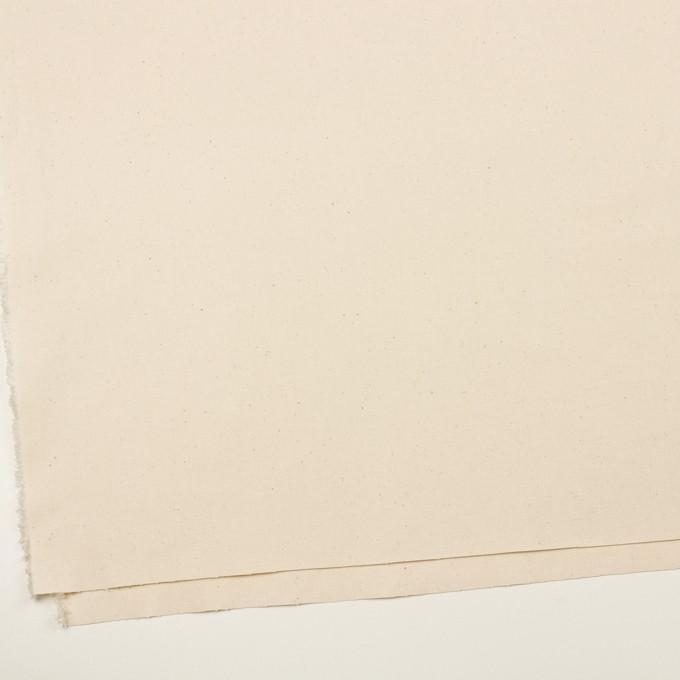 コットン×無地(キナリ)×キャンバス イメージ2