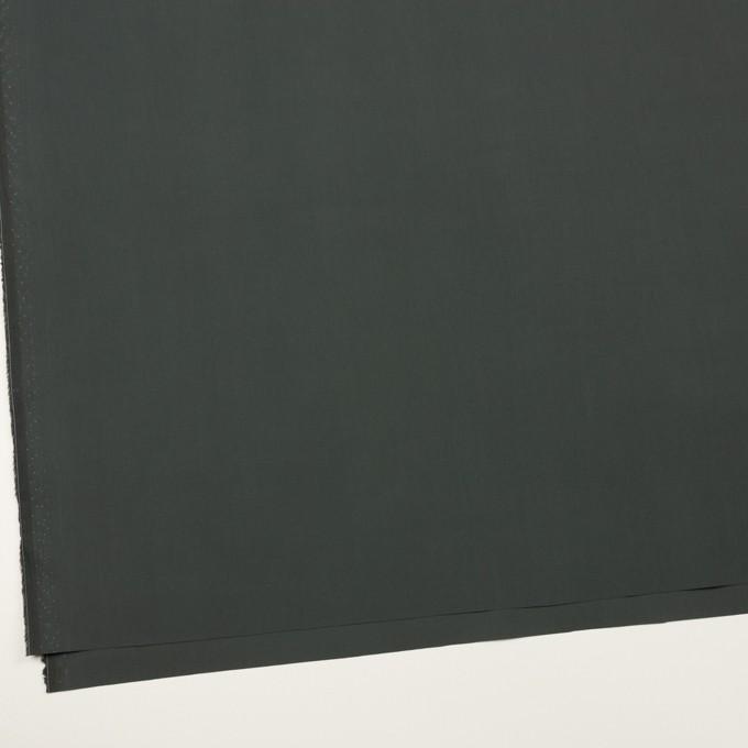 コットン×無地(アイビーグレー)×ローン_全2色_イタリア製 イメージ2