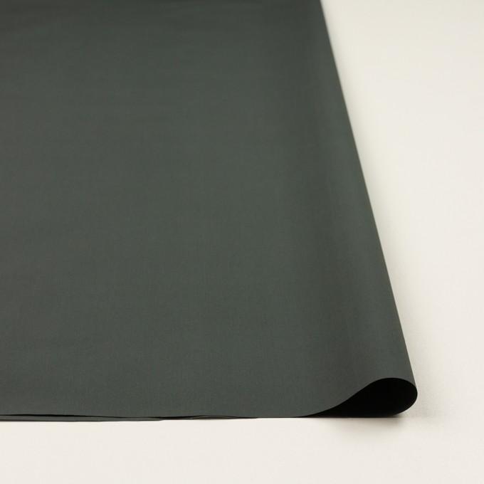 コットン×無地(アイビーグレー)×ローン_全2色_イタリア製 イメージ3