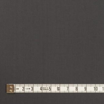コットン×無地(チャコールグレー)×ローン_全2色_イタリア製 サムネイル4