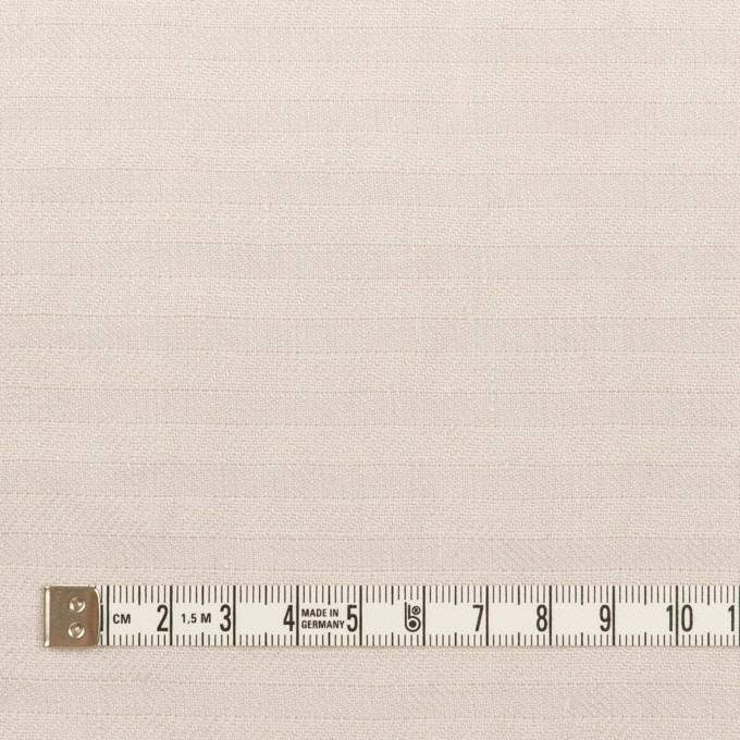 リネン×無地(パール)×ヘリンボーン イメージ4