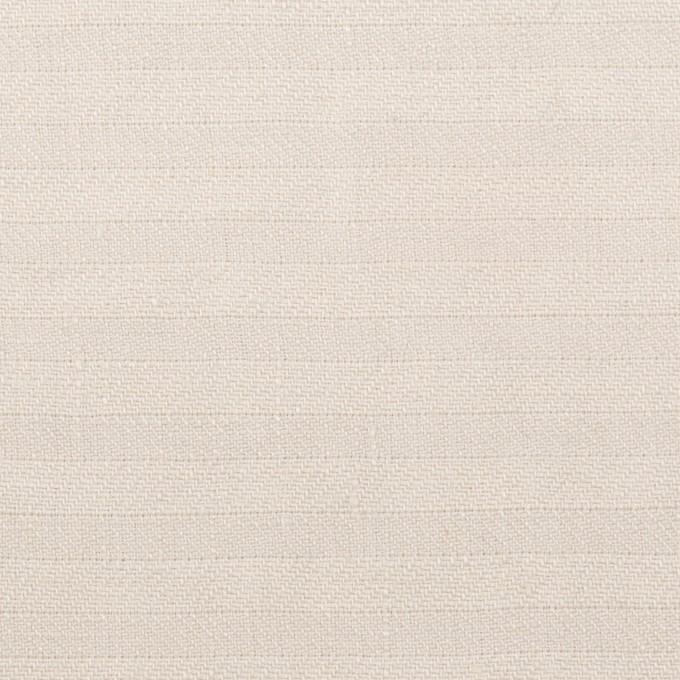 リネン×無地(パール)×ヘリンボーン イメージ1
